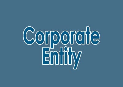 Corporate Entity
